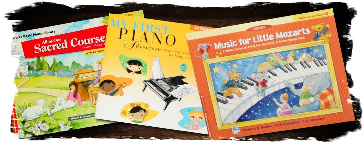 Piano Books One