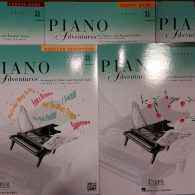 Piano Adventures 3a bundle