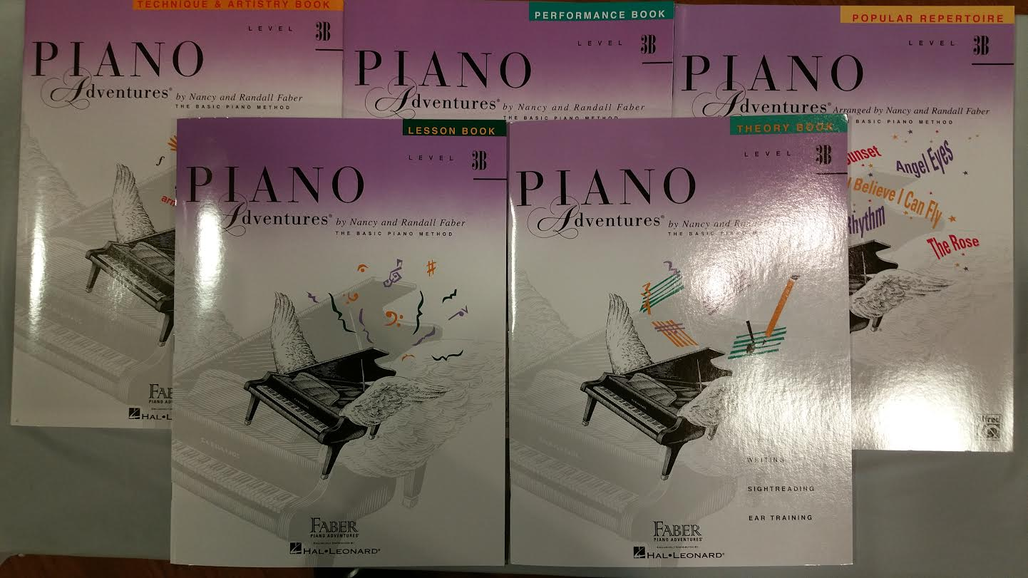 PIANO ADVENTURES PERFORMANCE BOOK LEVEL 4 - FABER, NANCY/ FABER, RANDALL - NEW P