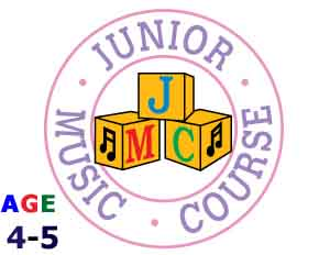 junior music course button