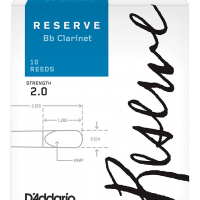 reserve clarinet reeds