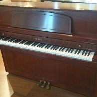 Pre-Owned Yamaha Console Piano