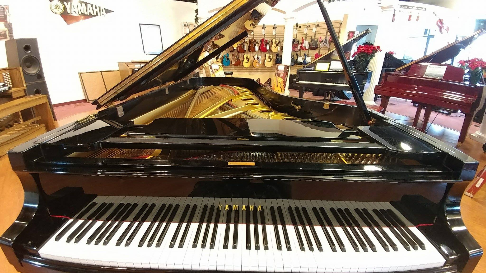 Yamaha C Piano Price