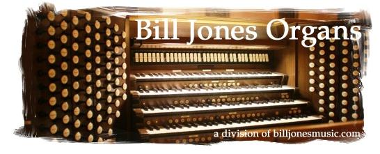Bill Jones Organs