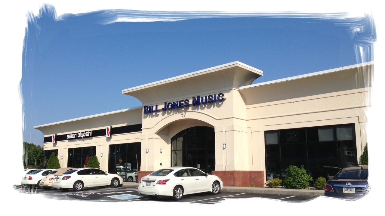 Instore at Bill Jones Music