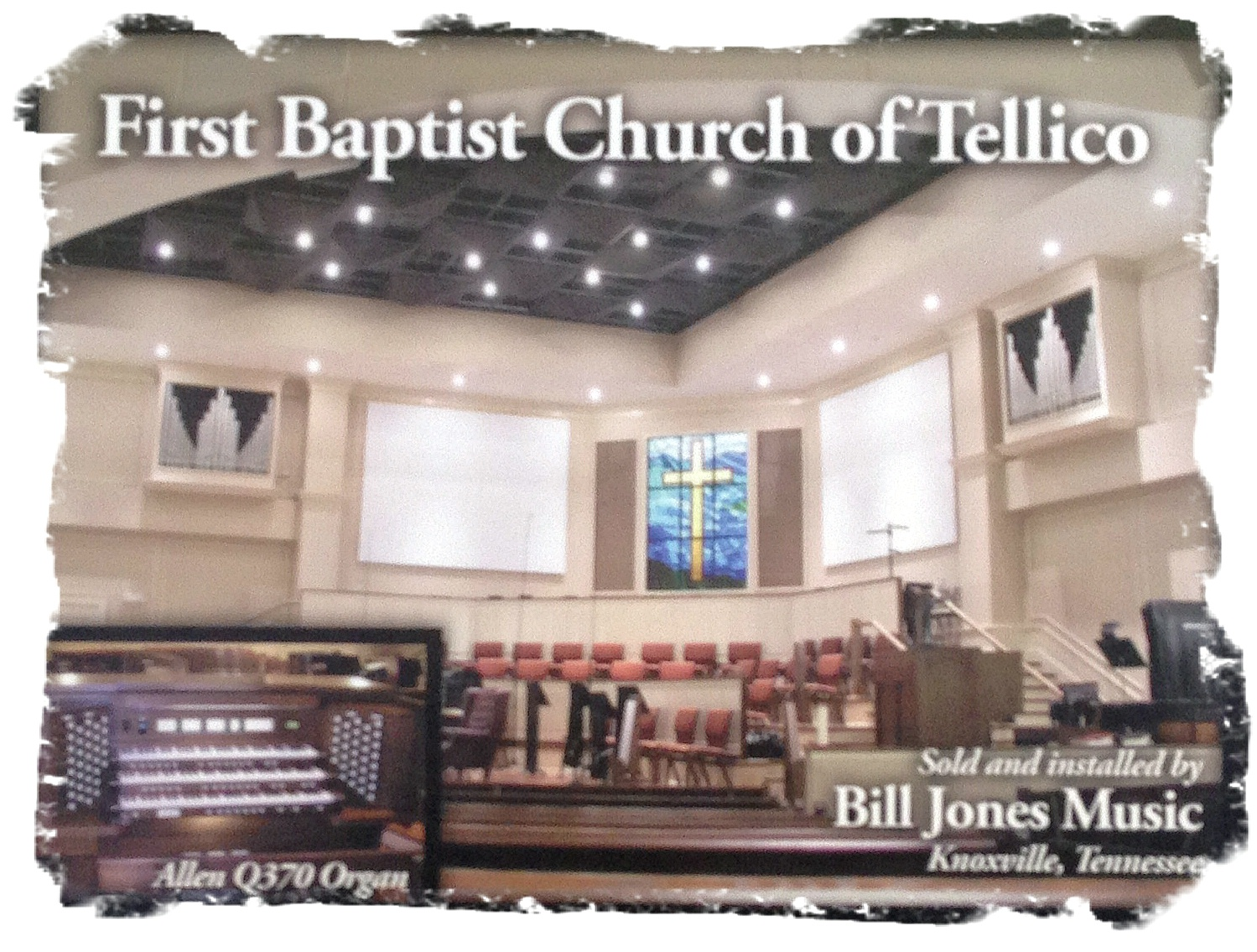 First Baptist Church of Tellico Plains