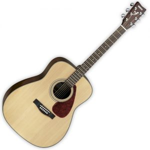 Yamaha F325 Student Acoustic Guitar Kit- Natural Finish