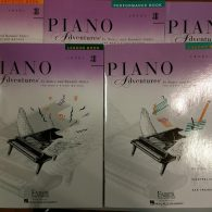Piano Adventures 3b bundle