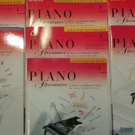 Piano Adventures Bundle