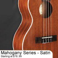 MahoganySeries Satin
