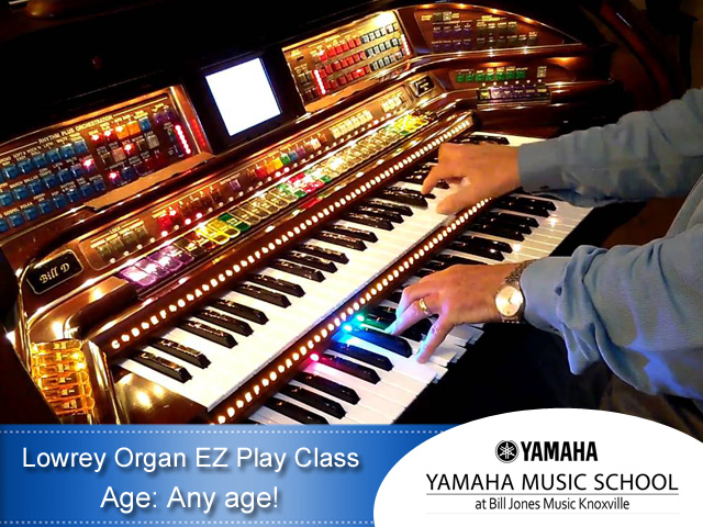 Bill jones music for Yamaha music school locations