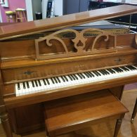 Pre-owned Yamaha 802T (2)