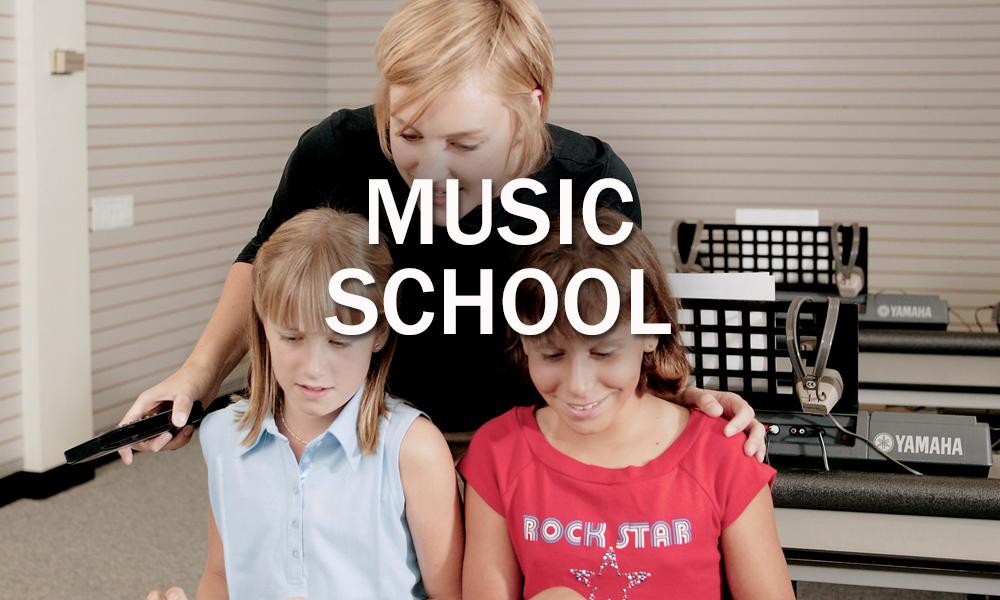 Bill Jones Music School Service