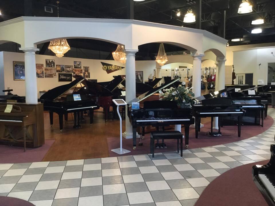 Bill Jones Music Knoxville Showroom and Studios (8)